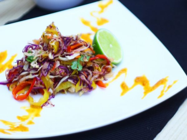thai cabbage coleslaw recipe