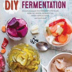 DIY fermentation guidebook with home fermentation recipes